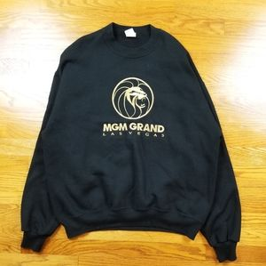 VTG 90's USA MGM Grand Las Vegas Crewneck Sweater